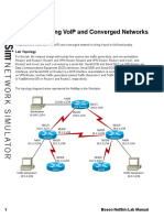 7-Troubleshooting VoIP and Converged Networks