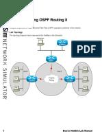 13-Troubleshooting OSPF Routing II