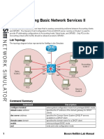 20-Troubleshooting Basic Network Services II