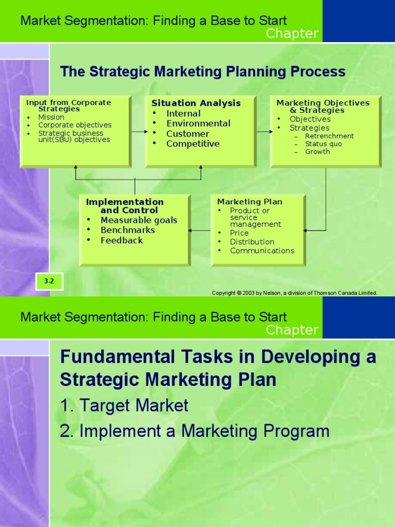 distribution objectives and strategies