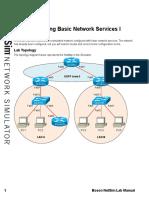 19-Troubleshooting Basic Network Services I