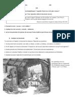 evaluation-rappels-prehistoire-cm1
