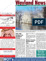 The Wayland News March 2021