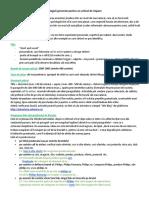 Guidelines Articole