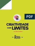 eBook-criatividade Com Limites