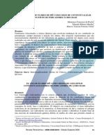 A UTILIZAÇÃO DE FLORES DE IPÊ COMO MEIO DE CONTEXTUALIZAR CONCEITOS DE INDICADORES ÁCIDO-BASE