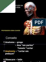 INTRODUÇÃO A ANATOMIA HUMANA AULA 02