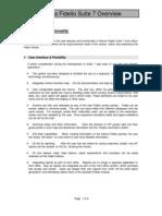 Fidelio Suite 7 Overview