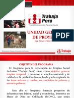Taller Trabaja Peru 2015 UGPYTOS - HUANCAVELICA