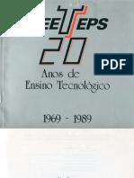 CEETEPS 20 Anos Ensino Tecnológico 1969_1989 Parte 01-178