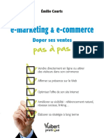 Extrait - E-marketing & E-commerce