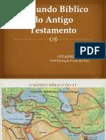 O Mundo Bíblico do Antigo Testamento