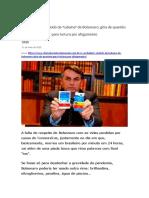 34 INSTRUMENTOS DE TORTURA USADOS ANTIGAMENTE E OUTROS USADOS ATÉ HOJE