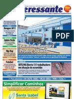 JORNAL INTERESSANTE - EDIÇÃO 14 - FEVEREIRO DE 2011 - UNAÍ-MG