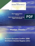 Presentation Geo Rus Confl Rome Statute