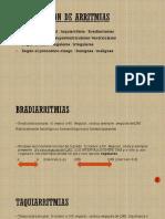 clsificacion de aritmias imprimir