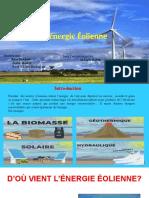 L'Énergie Éolienne (Wecompress.com)