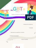 Campaña LGBT ciudadanía y ética