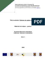 06_Sisteme de reglare automata I