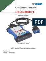 Manual PC-SCAN3000FL R4