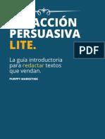 Redacción Persuasiva LITE (EBOOK)