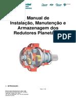 70369422 Manual Brevini Redutores