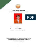 Atoilah resume pstw cibubur