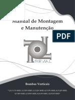 warman manual-de-montagem-e-manuten-o-bombas-de-polpa-vertical