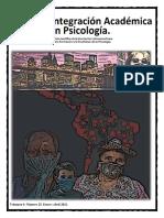 Revista Integracion Academica en Psicologia V9N25