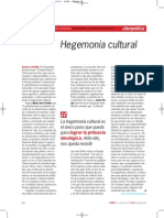 Hegemonia Cultural