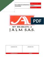 JALM-D-SST-035 PROCEDIMIENTO DE CONTRATACION
