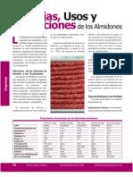 propiedades funcionales del almidon de papa