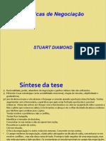 Técnicas de Negociação Stuart Diamond