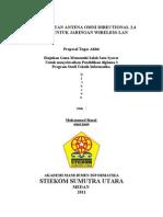 PEMBUATAN ANTENA OMNI DIRECTIONAL 2