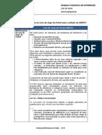 Principais alteracoes as Leis de Jogo de Futsal para a edicao de 2020-21