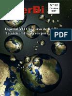 Terbi 12- Especial Universos Paralelos - Terbi
