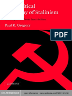 Gregory P.R. the Political Economy of Stalinism (CUP, 2004)(ISBN 0521533678)(321s)_GH