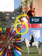 Art 21 - Season 6 Educator's Guide