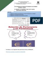 GUIA INTEGRADA DE MATEMATICAS SEMANA  3