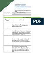 Formato No  8 Efectividad del Plan de Mejoramiento