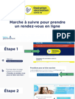 Quebec COVID-19 vaccination procedure