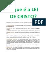 LEI-DE-CRISTO