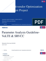HL1 Parameter Analysis Guideline - VoLTE & SRVCC v1.1