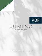 Brochure PT Lumino Castelhana