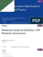 HL1 Parameters Analysis Guideline - LTE Parameters Assessment v1.5