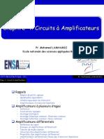 Chap 4 Circuits a Mplificateurs