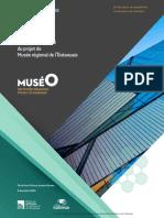 Étude de faisabilité du projet de Musée régional de l'Outaouais