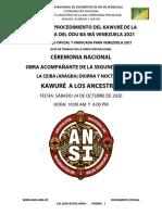 ANSI-Venezuela-Ceremonia-Previa-Kaure-Ancestros-N-002