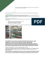 Piața Farma Din România 2020