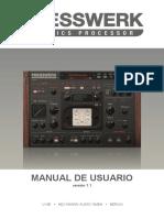 Presswerk Manual